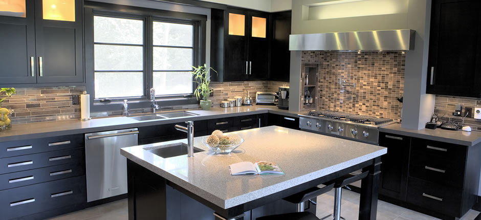 Custom Designed Kitchens and Cabinets by Quaker Craft Cabinetry